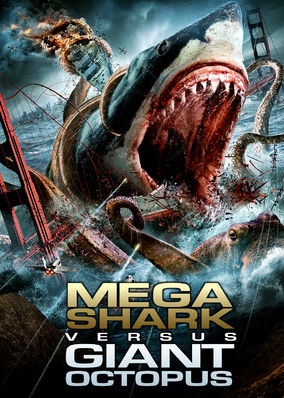 Is Mega Shark Versus Giant Octopus on Netflix Japan?
