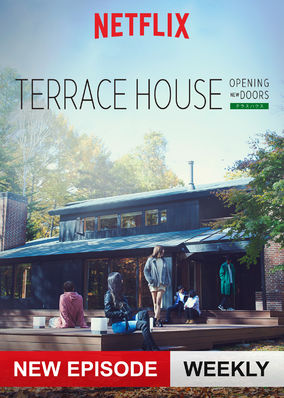 Is terrace house opening new doors on netflix argentina for Terrace netflix